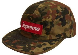 Supreme Military Camp Cap Camo