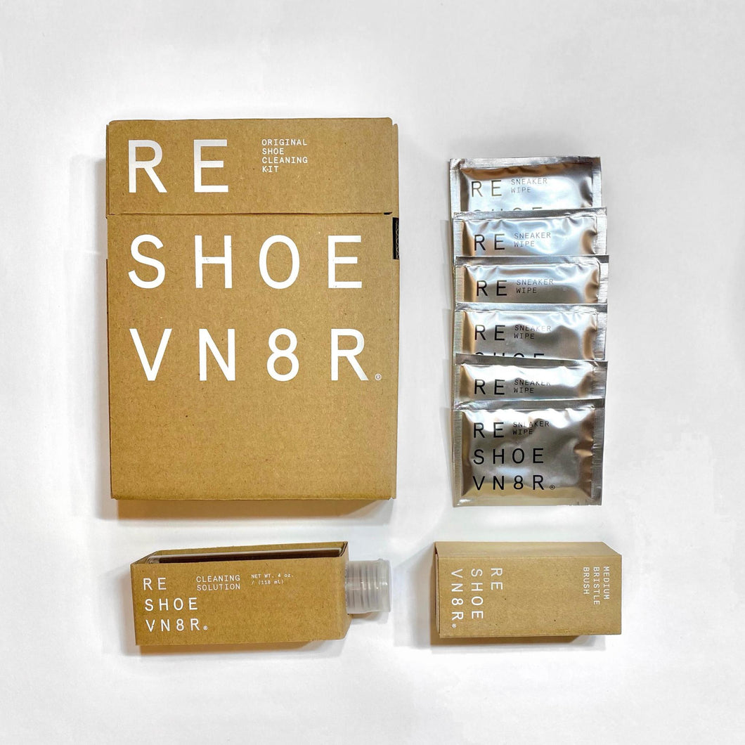Reshoevn8r Original Shoe Cleaning Kit