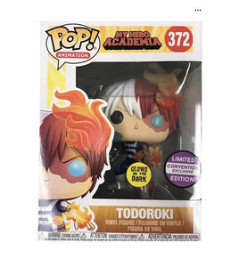 Funko Pop! Animation My Hero Academia Todoroki (Glow in the dark) Limited Edition Convention exclusive