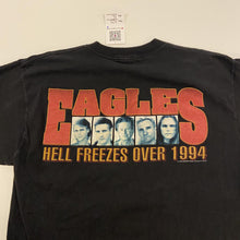 Load image into Gallery viewer, Vintage Eagles World Tour Tee