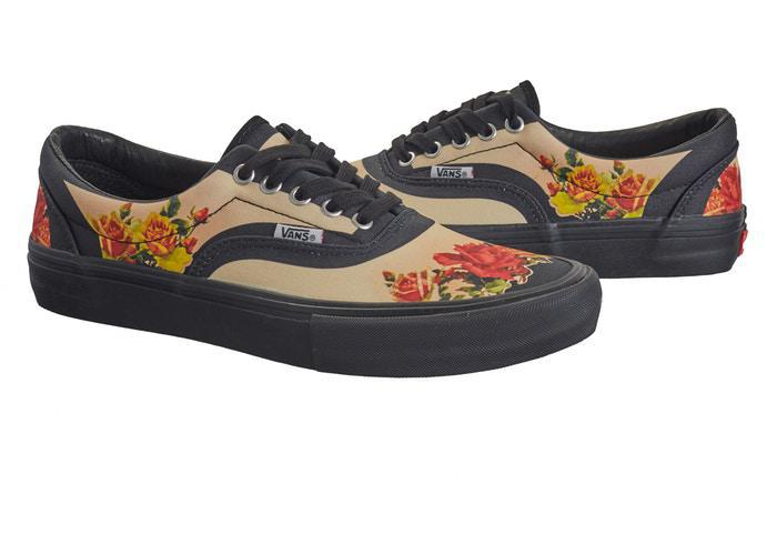 Vans Era Supreme Jean Paul Gaultier Peach