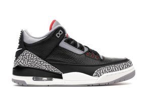 Jordan 3 Retro Black Cement (2018) (Pre-Owned)