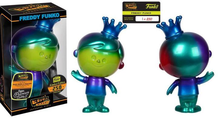 HIKARI: COLOR SPECTRUM FREDDY FUNKO