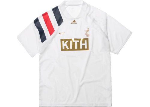 Kith X Adidas Match Jersey Flamingos Home