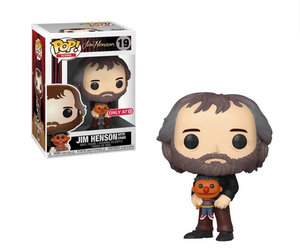 Funko POP! Icons: Jim Henson with Ernie (SDCC Debut)