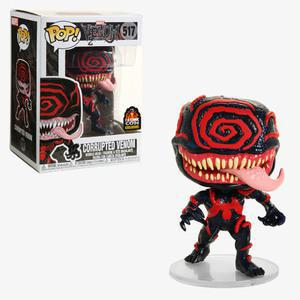 LA Comic-con Corrupted Venom Funko Pop