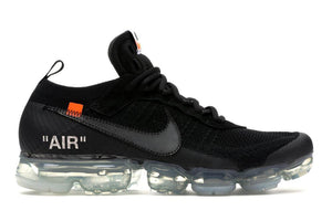 Air VaporMax Off-White Black (Pre - Owned)