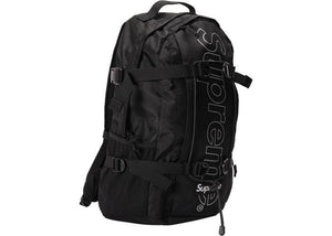 Supreme Backpack (FW18) Black (Pre-Owned)