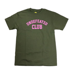 ASSC X Undefeated Green Tee