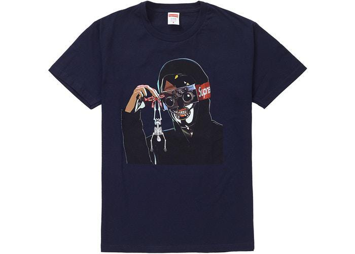 Supreme Creeper Tee Navy