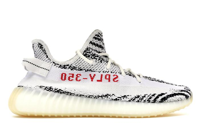 adidas Yeezy Boost 350 V2 Zebra (Pre-Owned)