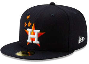 Travis Scott x Houston Astros 59Fifty Fitted Navy