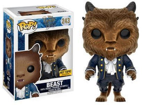 Beast (Flocked, Beauty & The Beast) 243 - Hot Topic Exclusive