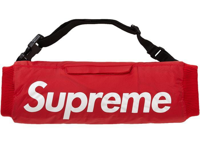 Supreme Hand Warmer Red