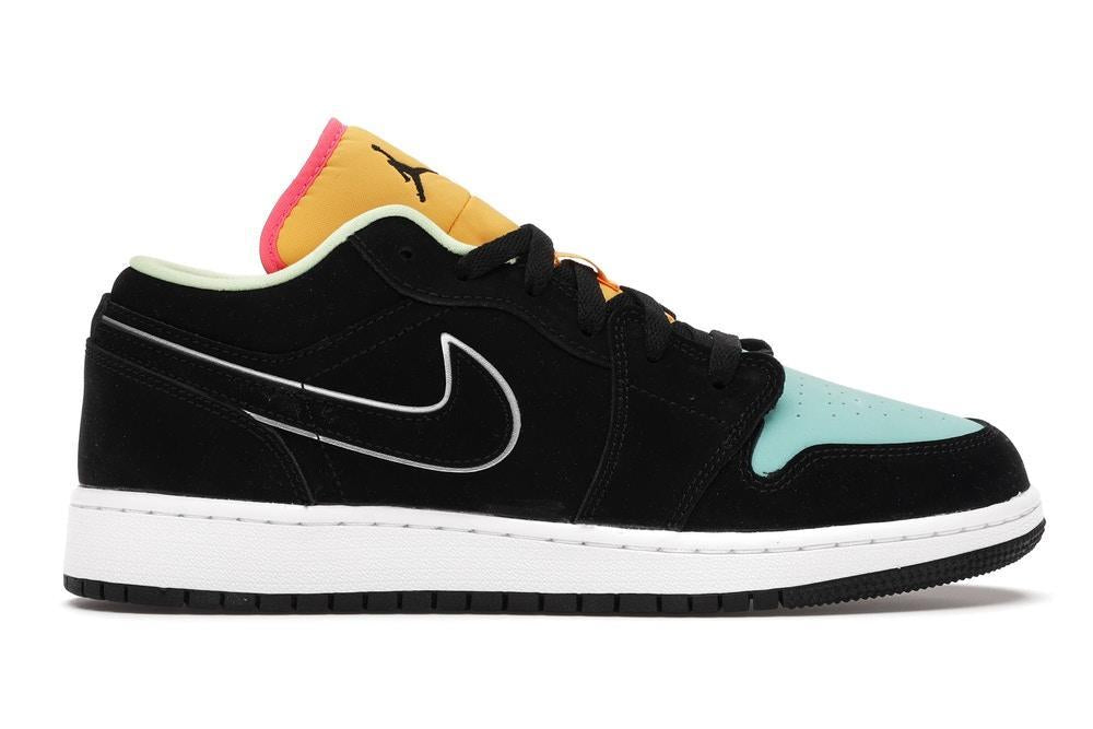 Jordan 1 Low Aurora Green (GS)