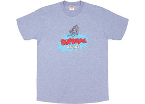Supreme Ganesha Tee Heather Grey