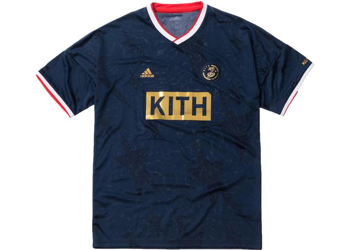 Kith X Adidas Match Jersey Cobras Home