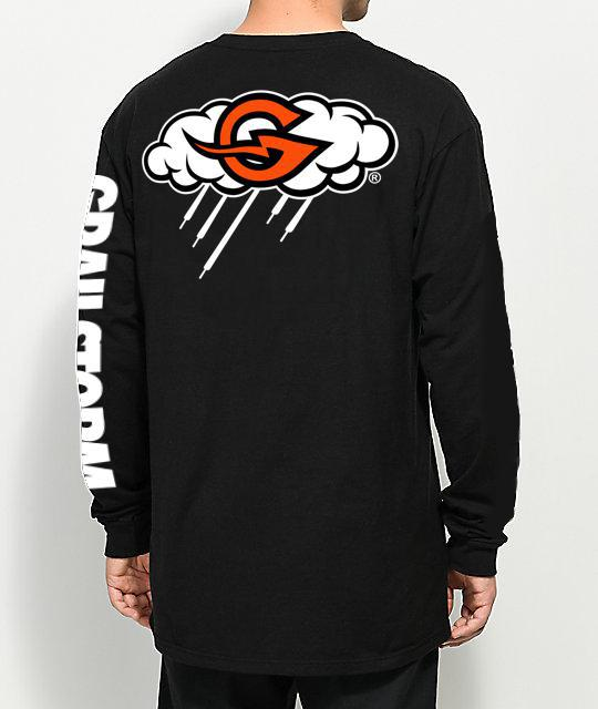 GrailStorm x Champion Long Sleeve shirt