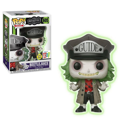 Beetlejuice POP! Vinyl GLID Exclusive, Classic Movies by Funko