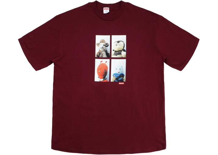 Supreme Mike Kelley©️Ahh Youth Tee