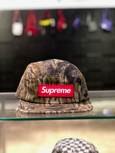 Supreme Military Camp Cap Mossy Oak Camo