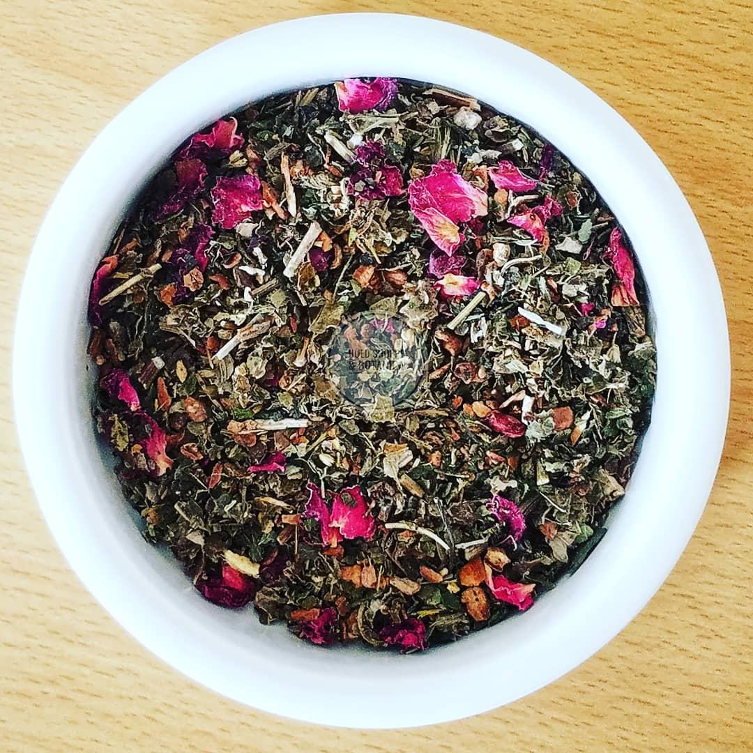 Lunar Bliss - Organic Herbal Tea
