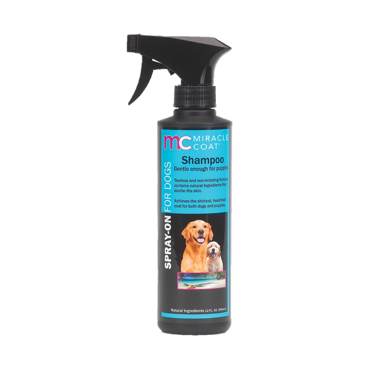 Dog & Puppy Spray Shampoo
