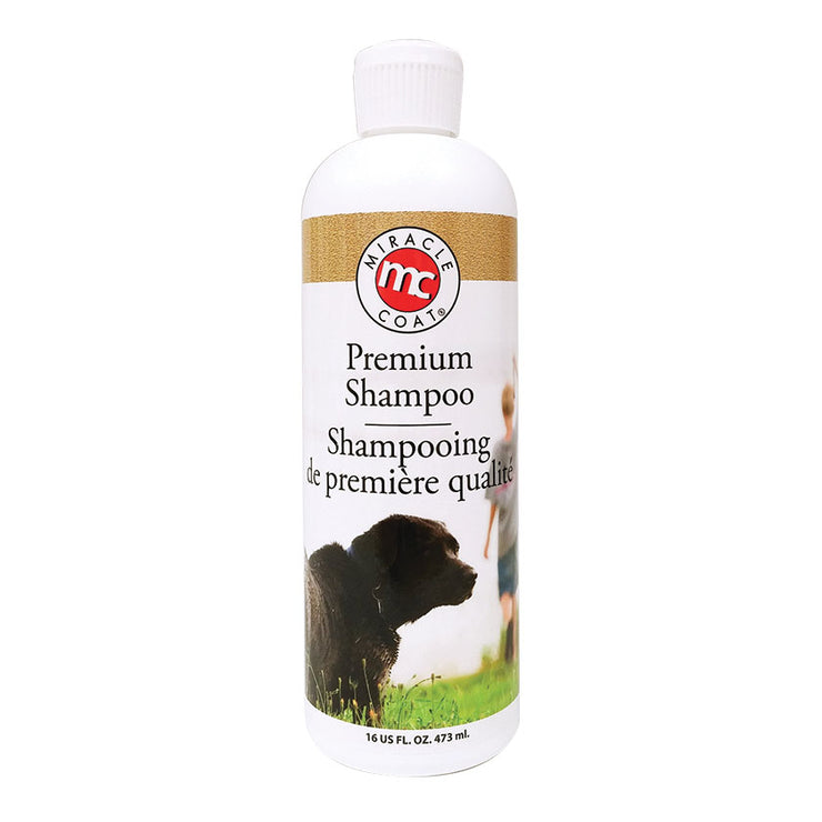 Specialty Dog Shampoos - White Bottles