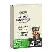 Natural Flea & Tick Squeeze-On
