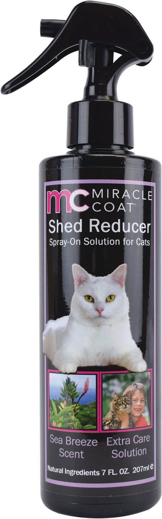 Shed Reducer for Cats