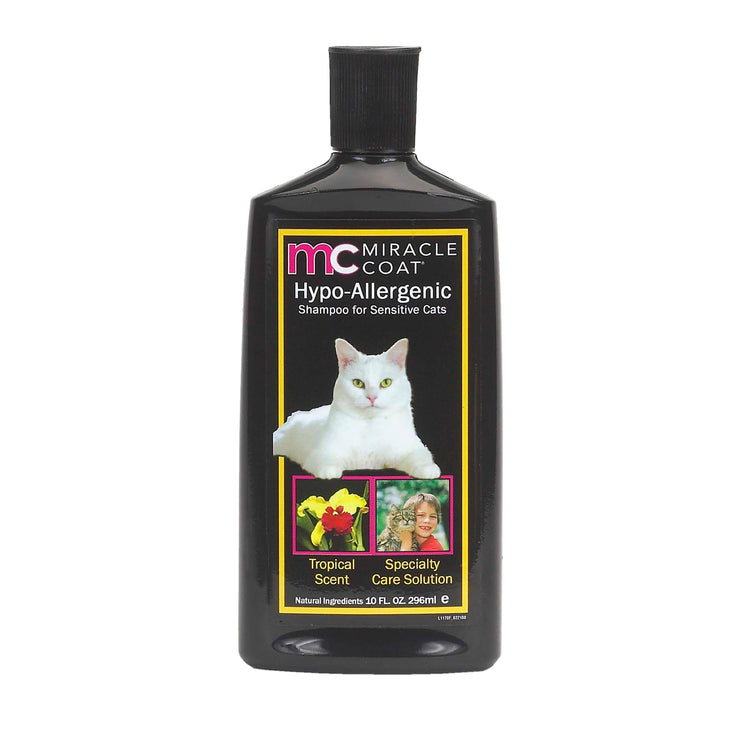 Hypo-Allergenic Shampoo for Cats