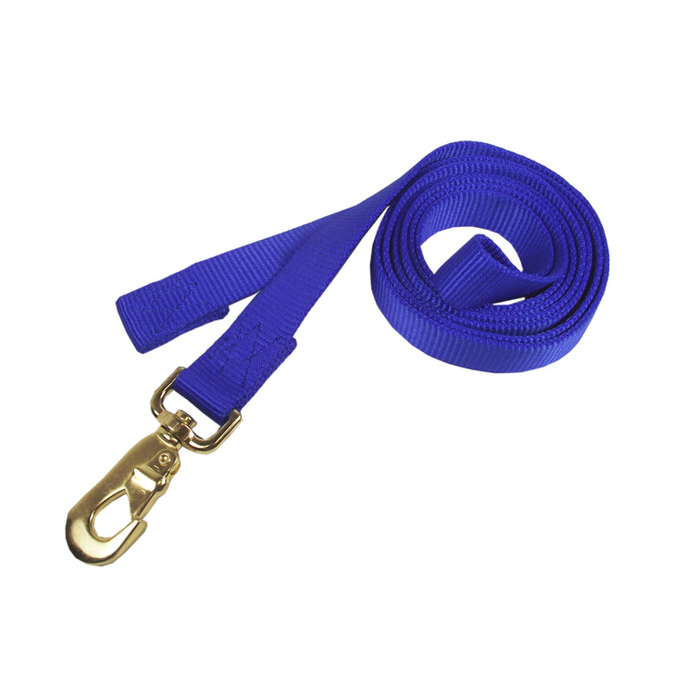 Single Thick Nylon Lead Shanks with Snap