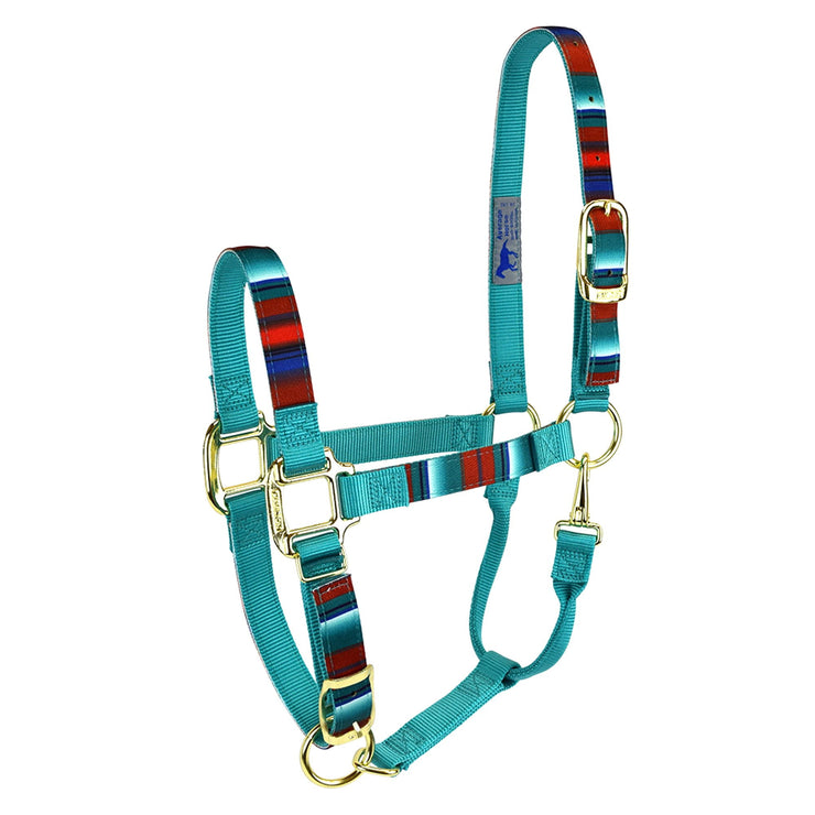 "1"" Quality Heat Sub & Printed Overlay Design Halters - Halter - Hamilton - Miracle Corp"