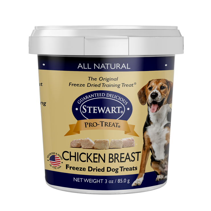 Chicken Breast Pro-Treat Tubs