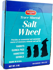 Salt & Trace Mineral Wheels