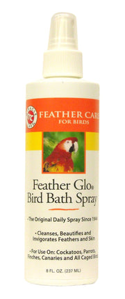 Feather Glo® Bird Bath Spray - Spray - Miracle Care - Miracle Corp