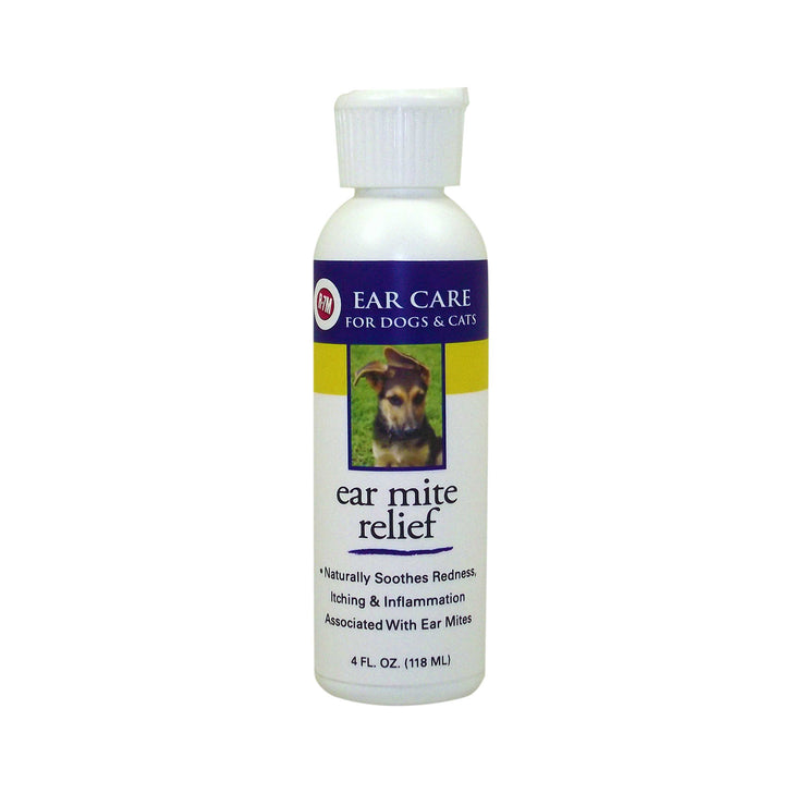 Natural Ear Mite Relief