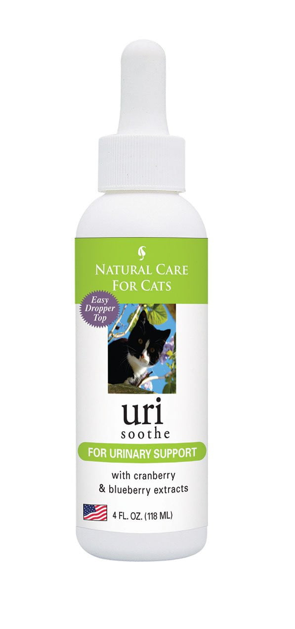 Natural Uri Soothe for Cats - Drops - Miracle Care - Miracle Corp