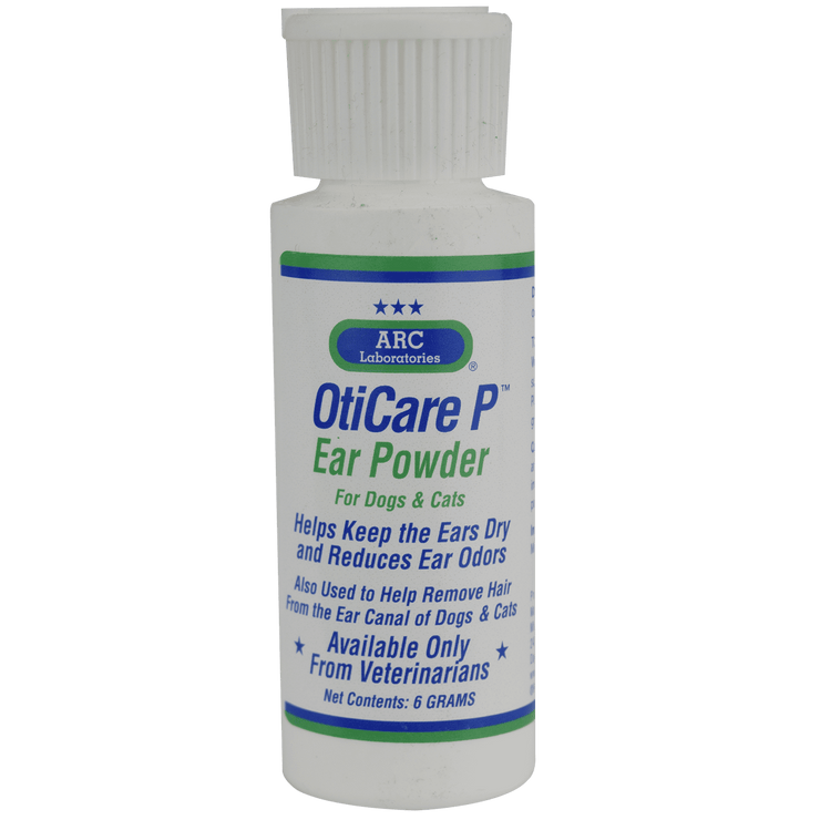 OtiCare P Ear Powder - Ear Care - ARC Laboratories - Miracle Corp