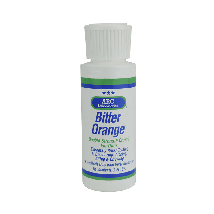 Bitter Orange Lick Deterrent