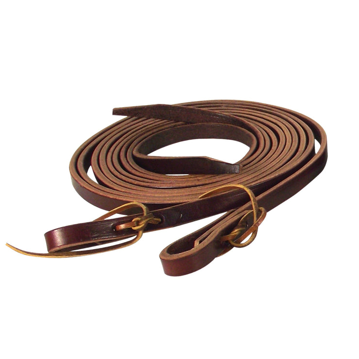 Leather Split Reins - Tack - Hamilton - Miracle Corp