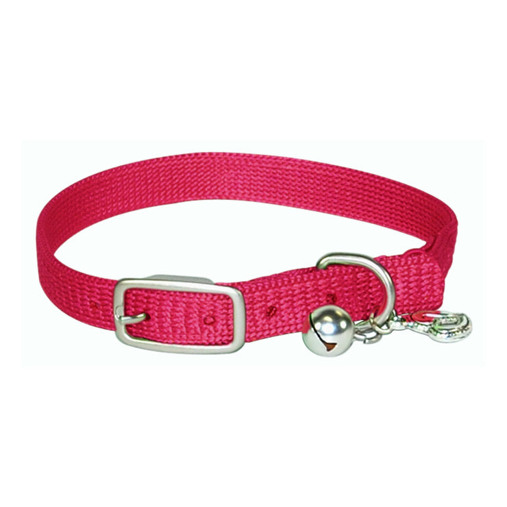 Charmed Life Buckle Cat Collar with Bell & Charm - Collar - Hamilton - Miracle Corp