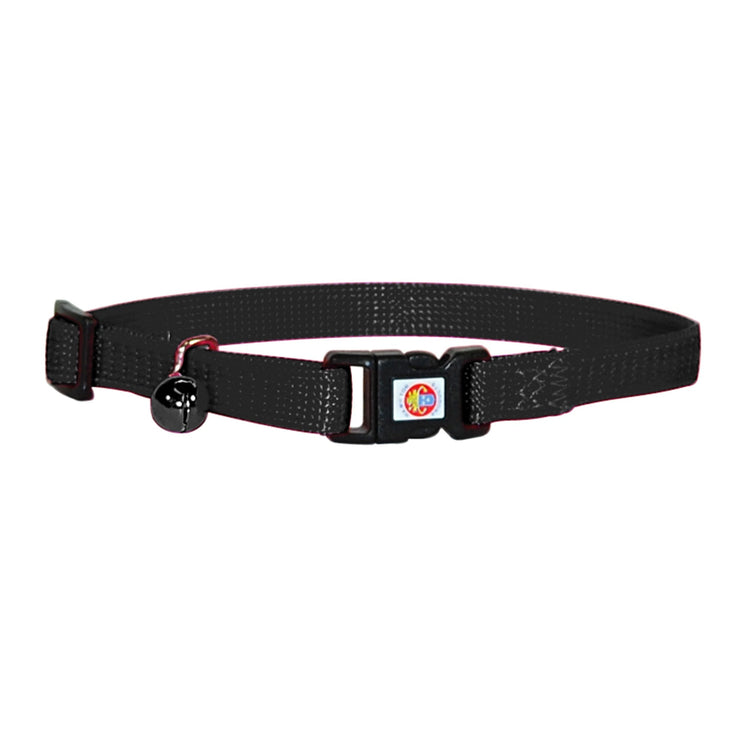 Breakaway & Snag Proof Adjustable Collar with Bell - Collar - Hamilton - Miracle Corp
