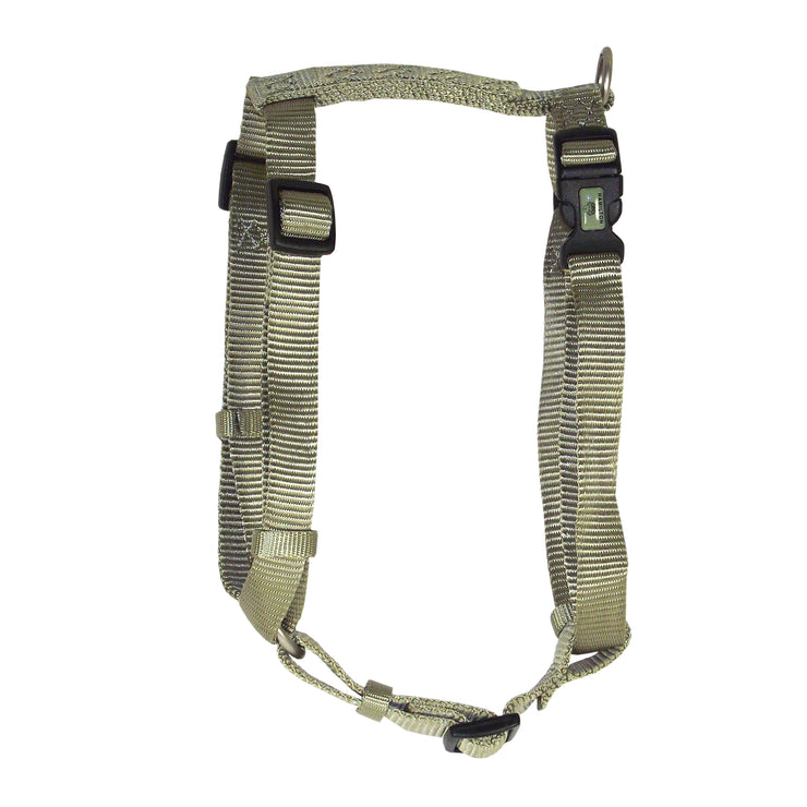 Comfort Harnesses with Brushed Nickel Finish