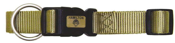 Designer Adjustable Collar with Brushed Nickel Finish - Collar - Hamilton - Miracle Corp