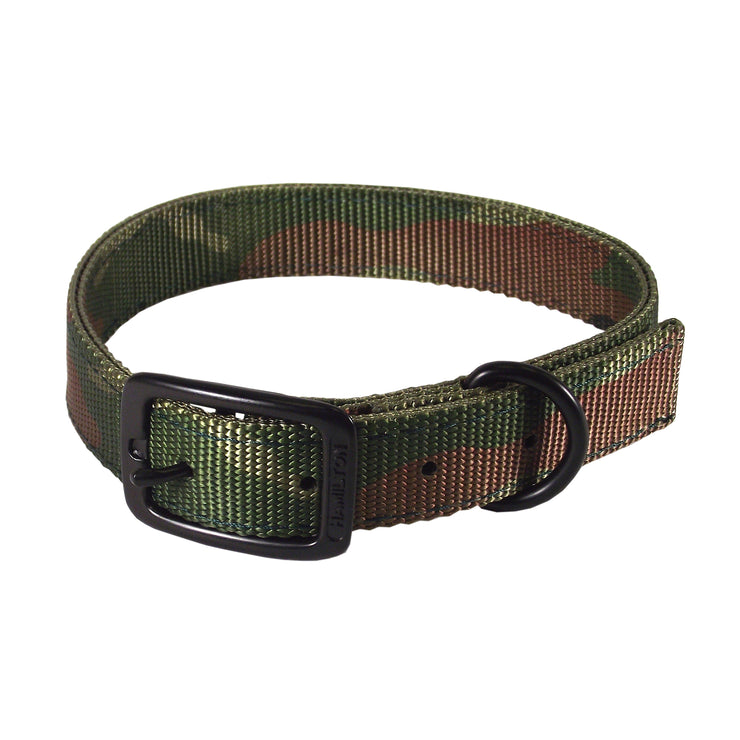 "Hunt/Sport Buckle Collars, Large 18"" - 28"""
