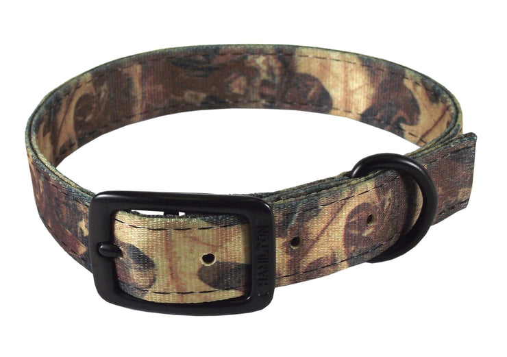 "Hunt/Sport Double Thick Buckle Collars, Large 18"" - 26"" - Collar - Hamilton - Miracle Corp"