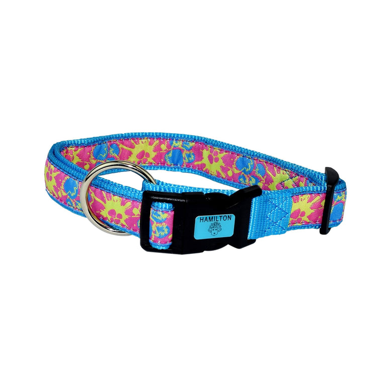 Fashion Adjustable Collars with Ribbon Overlay - Collar - Hamilton - Miracle Corp