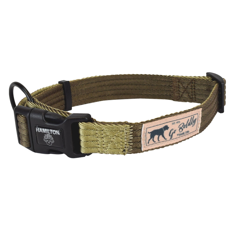Adjustable Collars - Go Boldly