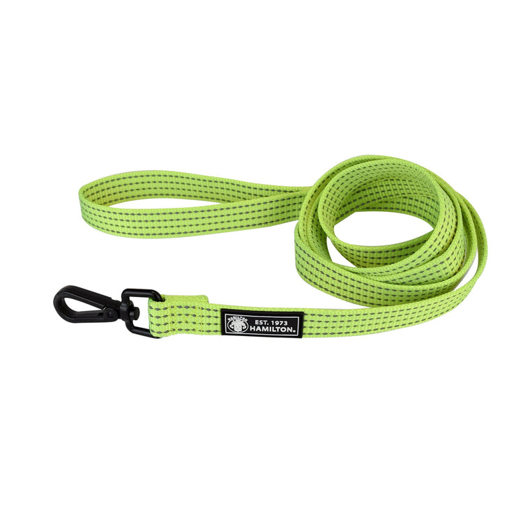 High Visibility Single Thick Leash, Reflective - Leash - Hamilton - Miracle Corp